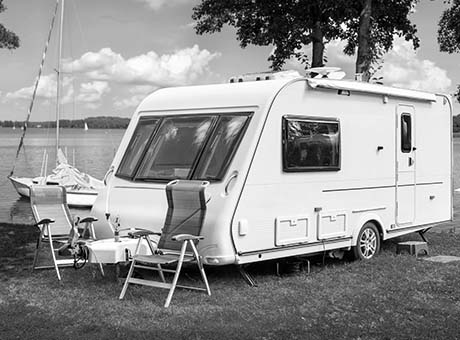 Caravans and motorhomes insurance